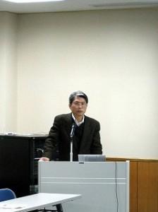 発表者:小林先生