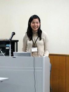 発表者:小松さん