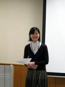 発表者:谷口さん
